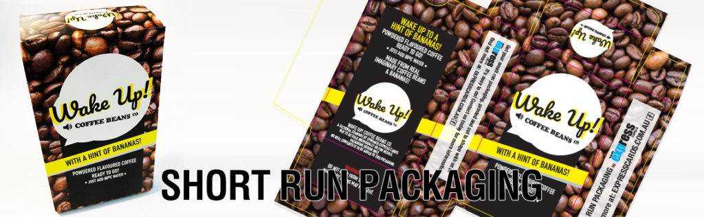 Short Run Packaging Printing