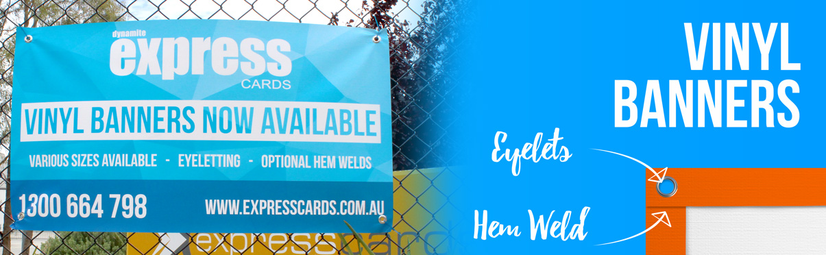 Full Colour Vinyl Banners For Indoor And Outdoor Use - Vinyl banners adelaide